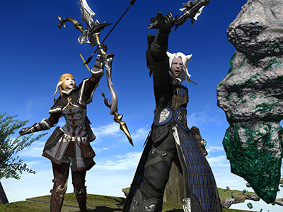how to use limit break ffxiv
