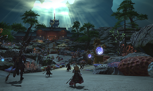 Storming the Dungeons | FINAL FANTASY XIV: Developers' Blog(na)
