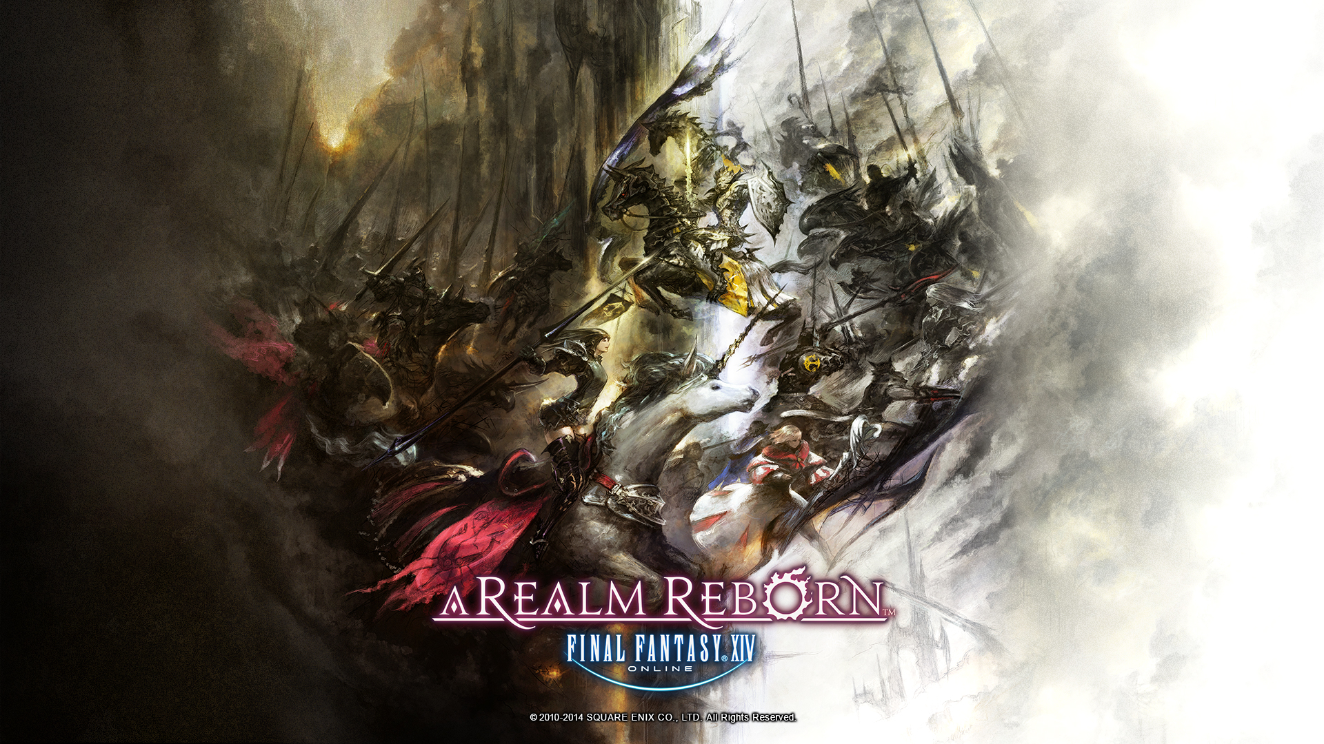 FINAL FANTASY XIV: A Realm Reborn Free Trial Lands on PS4