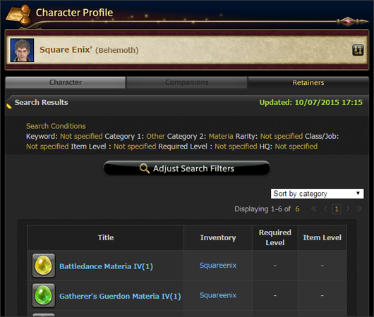ffxiv how to know if a server is new