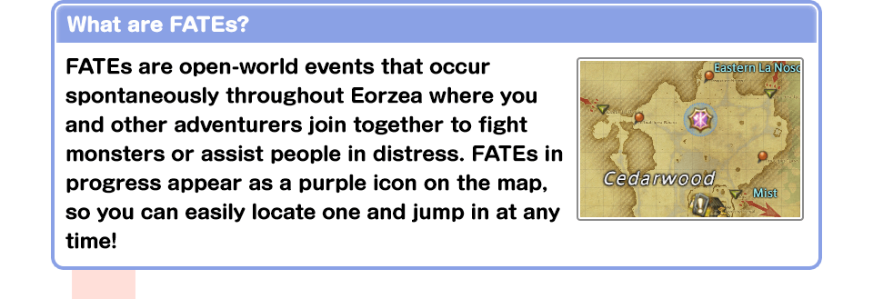 What are FATEs?