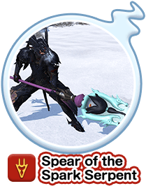 Spear of the Spark Serpent