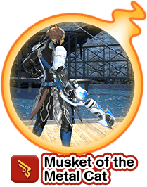 Musket of the Metal Cat