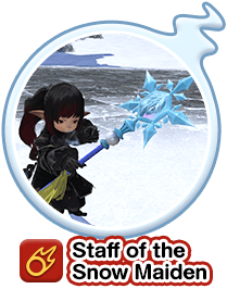 Staff of the Snow Maiden