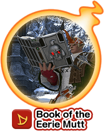 Book of the Eerie Mutt