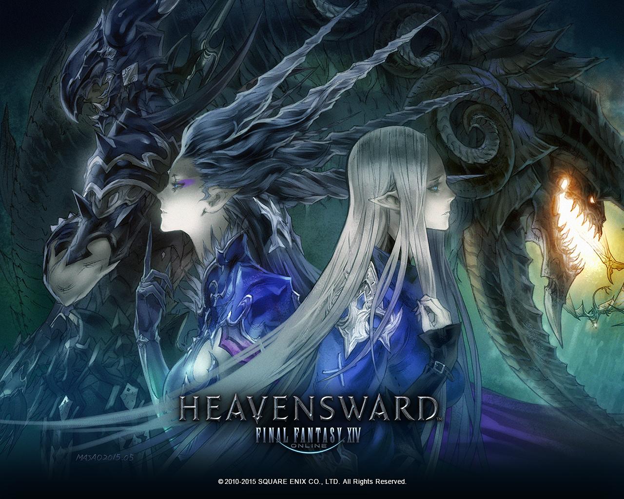 ff14 how to play black mage heavensward
