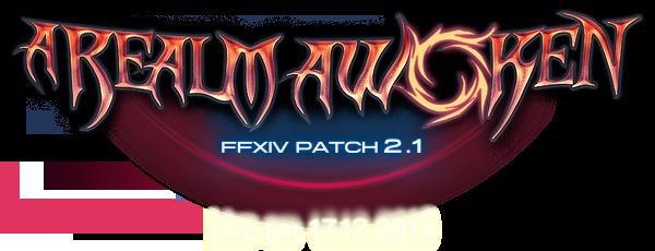 A Realm Awoken FFXIV Patch 2.1