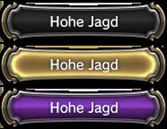 Hohe Jagd
