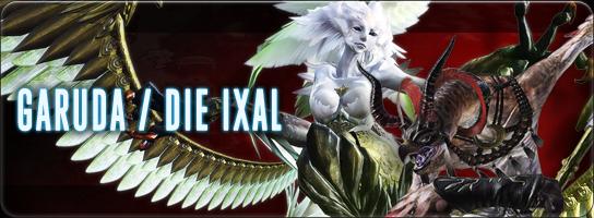 Garuda/Die Ixal