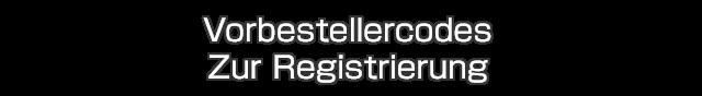 VorbestellercodesZur Registrierung