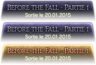 [Before the Fall - Partie 1
