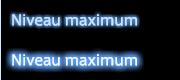 Niveau maximum