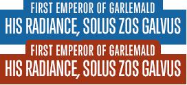 First Emperor of Garlemald