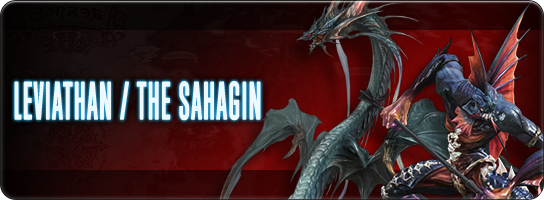 Leviathan/The Sahagin
