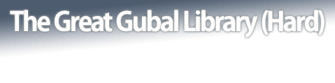 The Great Gubal Library (Hard)