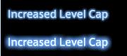Increased Level Cap