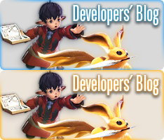 DEVELOPERS' BLOG