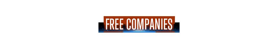 Free Companies