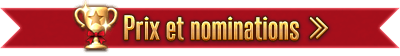 Prix et nominations