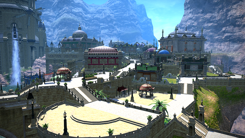how to get an estate in ffxiv
