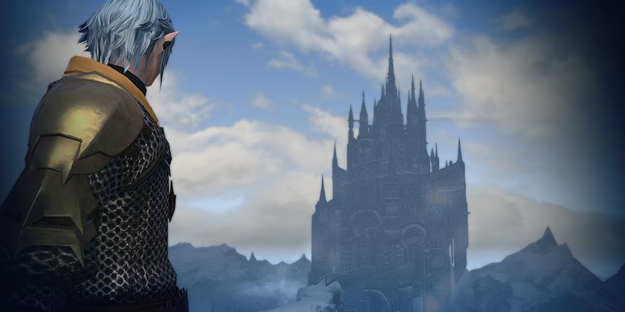 Название = Файл 10 Final Fantasy XIV: Realm Reborn показан новый патч 2.3 HREF =http