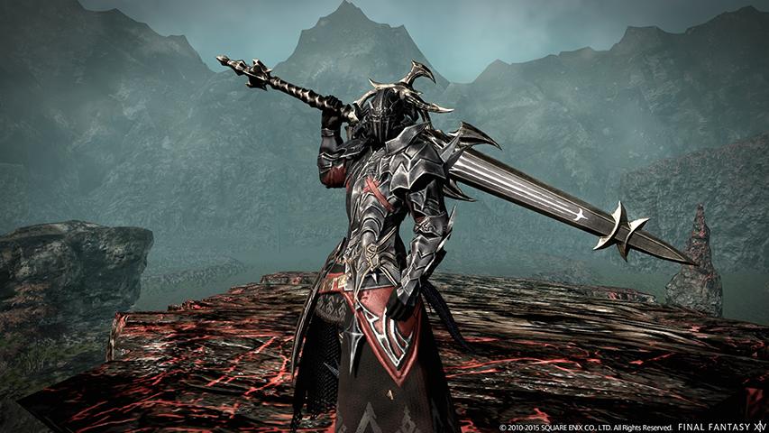 au ra and new class lore screenshots ffxiv arr forum final
