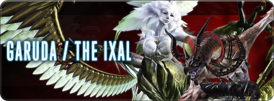 Garuda/The Ixal