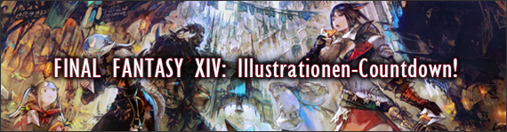 FINAL FANTASY XIV: Illustrationen-Countdown!