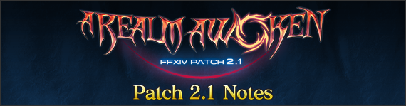 A Realm Awoken Patch 2.1