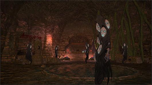 惨劇霊殿タムタラの墓所