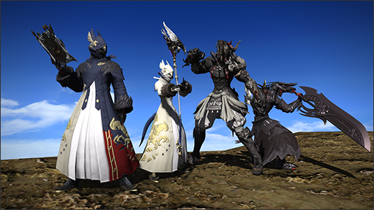 ffxiv how to get to wolves den