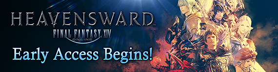 Heavensward Early Access Begins!