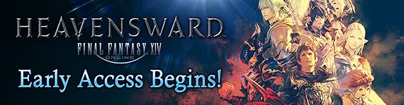 Heavensward Early Access Begins!