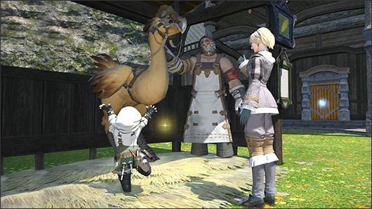 Final Fantasy XIV: Chocobo Colors - YouTube
