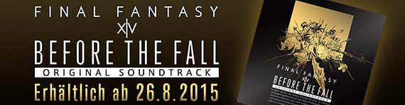 """Before the Fall: FINAL FANTASY XIV Original Soundtrack"" kommt im August!"