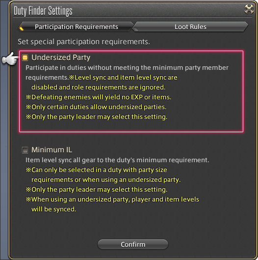 Ff14 how to unlock duty roulette high level