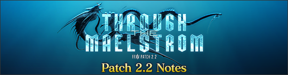 Through The Maelstrom Patch 2.2