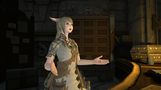 Patch Notes - Patch 3 55a Notes | FFXIV ARR Forum - Final Fantasy