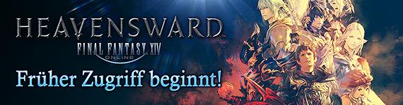 Der fr?he Zugriff f?r FINAL FANTASY XIV: Heavensward beginnt!