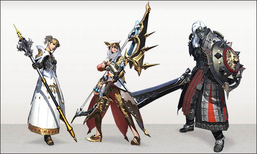 Glamours and Gear Preview (03/20/2014) | FINAL FANTASY XIV ...