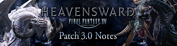 Preliminary Patch Notes: Heavensward - News - The Adventure