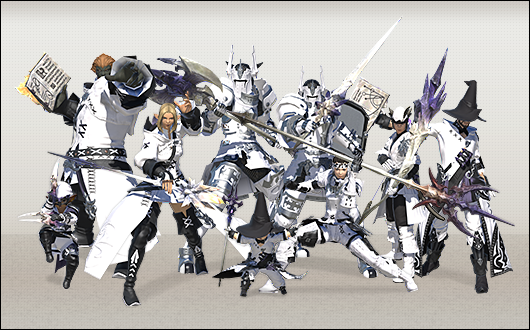 PvP Gear Sets (posted original in the wrong place) | FFXIV