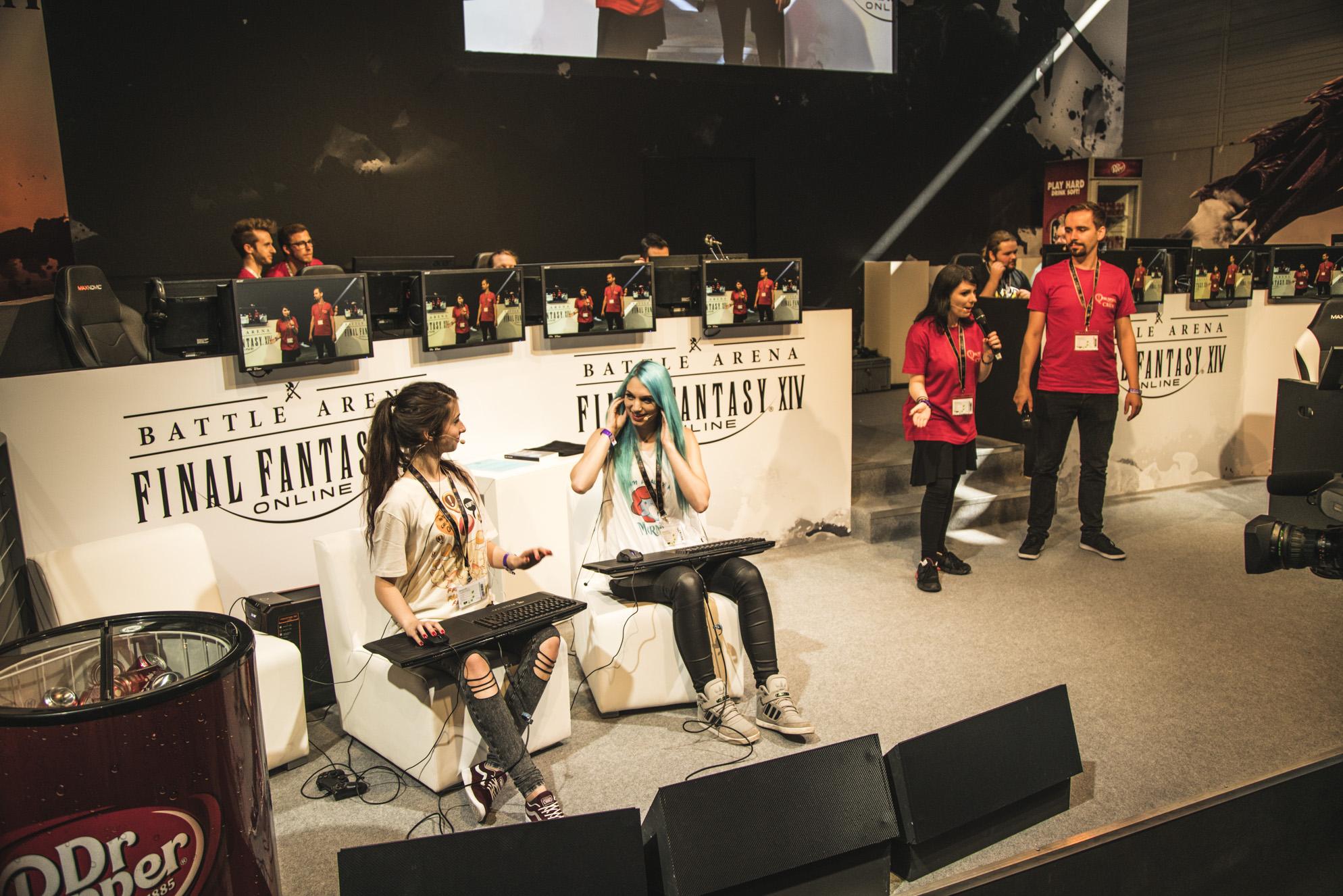 FFXIV & Gamescom | FINAL FANTASY XIV : Blog officiel