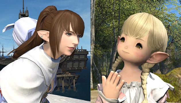 A New Do A New You Final Fantasy Xiv Developers Blog