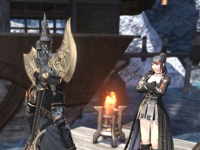 Gung Ho For Garo Final Fantasy Xiv Developers Blog Na