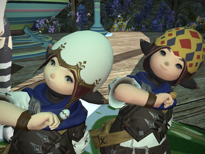 Ffxiv easter event 2019
