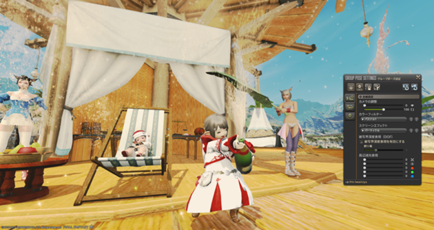 It's a Pose Off | FINAL FANTASY XIV: Developers' Blog