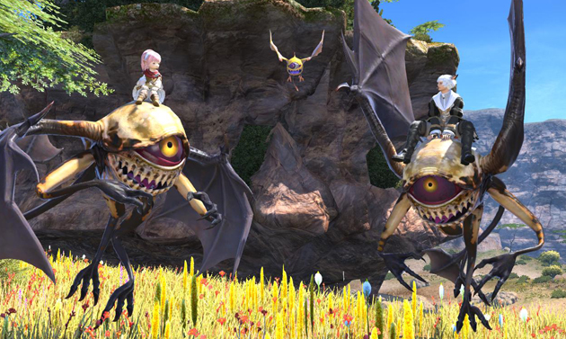 final fantasy xiv how to get chocobo lience