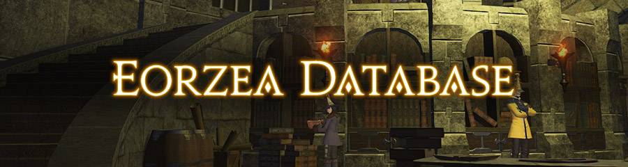 Eorzea Database