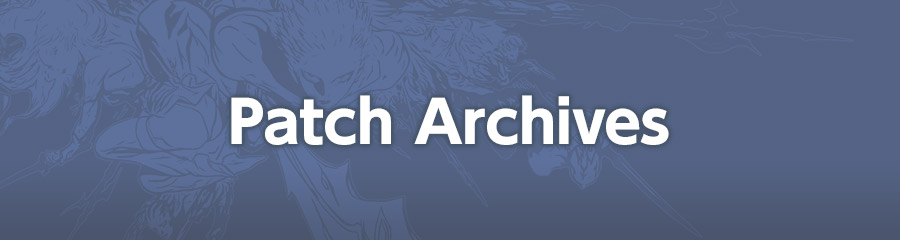 Patch Archives